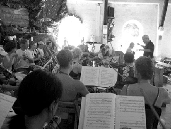 St. Barts Festival - David Harding